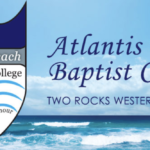 Atlantis Beach Baptist College banner